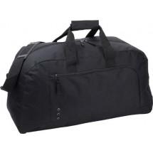 Sport- en reistas 600D polyester - zwart