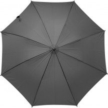 Pongee (190T) paraplu - zwart