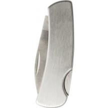 RVS zakmes - zilver
