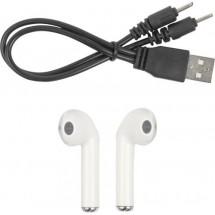 ABS draadloze oortelefoons - zwart
