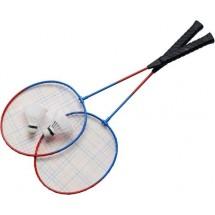 Badmintonset met 2 rackets, 2 shuttles - diversen