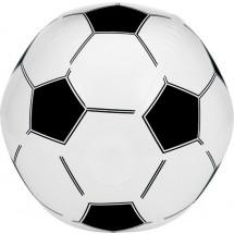 Opblaasbare voetbal - wit