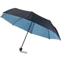 Polyester (170T) paraplu - licht blauw