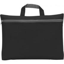 Conferentie tas 'Nassau' - zwart