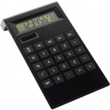 Bureaucalculator 'Highline' - zwart