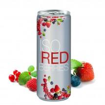 Iso Drink, 250 ml, Fullbody transp