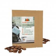 CoffeeBag - Black Brick (cafeïnevrij) - Individueel Design, natuurbruin