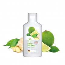 Handbalsem Gember, 50 ml, Body Label