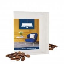CoffeeBag - Bio Céo (cafeïnevrij) - Individueel Design, wit