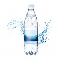 "Tafelwater, 500 ml, sprankelend (fles ""budget"")"