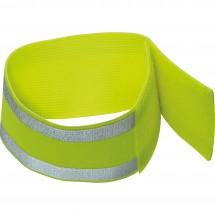 Reflecterende armband - geel
