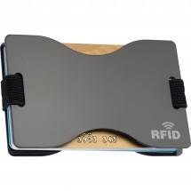 RFID creditkaarthouder Gladstone-zwart