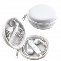 Bluetooth koptelefoon - wit