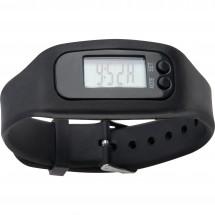 Fitness horloge Clifton - zwart