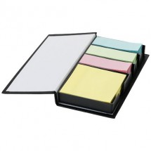 Mestral sticky notes - zwart