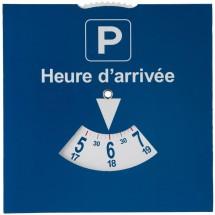 Parkeerschijf Frankrijk - blauw