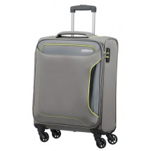 American Tourister Holiday Heat Spinner 55-Metal Grijs