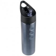 Trixie RVS sportfles - titanium