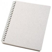 Blanco A5-formaat wire-O notitieboek - Wit