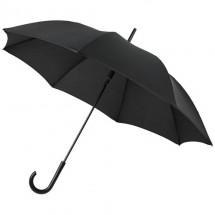 Kaia 23 automatische en kleurrijke stormparaplu - Zwart