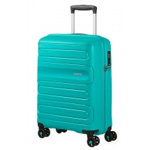 American Tourister Sunside Spinner 55-Aero Turquoise