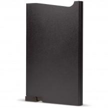 Aluminium bankpas houder - Zwart