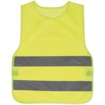 Veiligheidsvest kids - geel