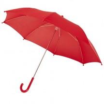 """Nina 17"""" stormparaplu voor kinderen - Rood"""