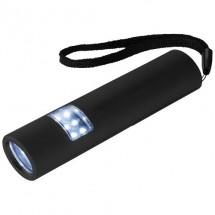 Mini Grip compact LED knipperlicht met magneet - zwart