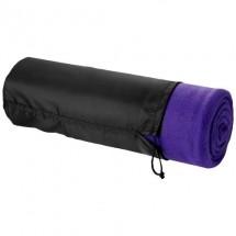 Huggy deken met hoes - paars