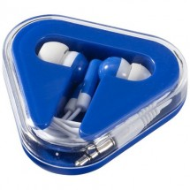 Rebel oordopjes - midden blauw