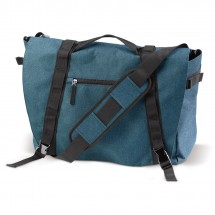 Postmanbag Berlin - Donker Blauw