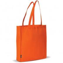 Non Woven draagtas - oranje