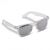 Zonnebril Bradley Transparant - Transparant Zwart