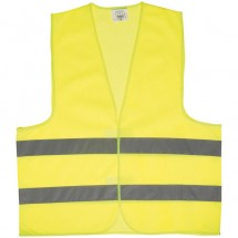 Veiligheidsvest XL - geel