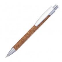 Pen van kurk - bruin