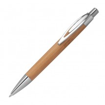 Bamboe pen met - beige