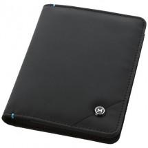 Odyssey RFID paspoorthoesje - zwart