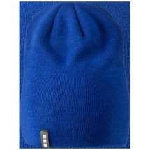 Level Beanie - royalblau