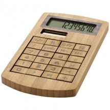 Eugene rekenmachine - bruin