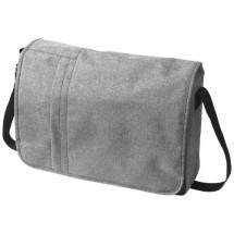 "15,6"" laptoptas in heather design - heather grey"