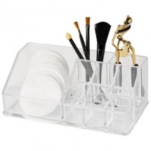 Tatou make-up organiser - Transparant