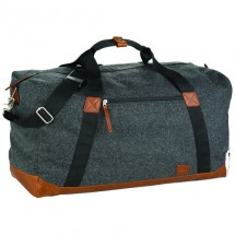 """Field & co.® Campster 22"""" Duffeltas Charcoal"""