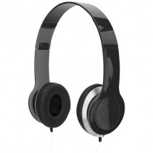 Cheaz hoofdtelefoon - zwart