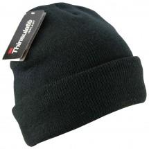 Acryl Knitted Hat met Thinsulate Zwart acc. Zwart0