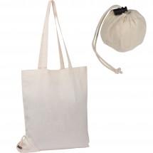 Katoenen boodschappen tas Kleholm - wit