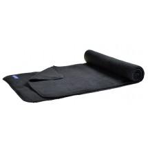 Nilton`s Sjaal de Luxe 280gr/m2 Zwart acc. Zwart