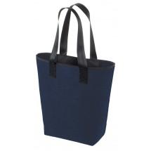 Shopper NewClassic - marineblauw