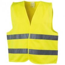 Professioneel veiligheidsvest - geel