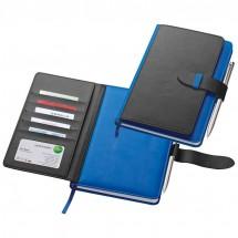Notitiebookje A5 - blauw
